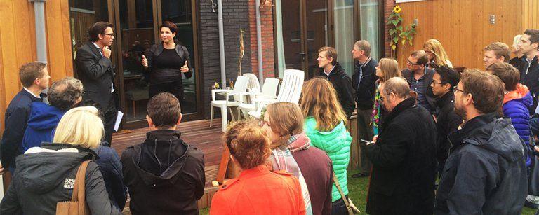NEPROM Stadsvernieuwers on Tour: Inspirerende projecten in Utrecht - Afbeelding 1