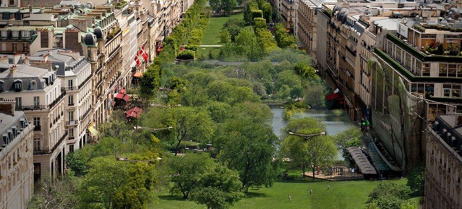 Smart Cities en de natuurlijke stad - Afbeelding 1