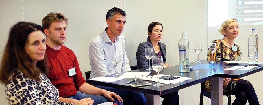Sessie D: Flexibiliteit in complexiteit: omgevingsplan voor Haagse Binckhorst - Afbeelding 1