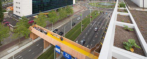 Presentatie resultaten onderzoek Stadsinitiatief Luchtsingel - Afbeelding 1