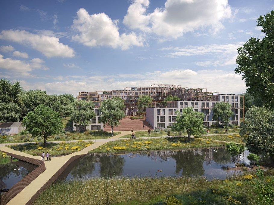 Proeftuin Erasmusveld, Den Haag