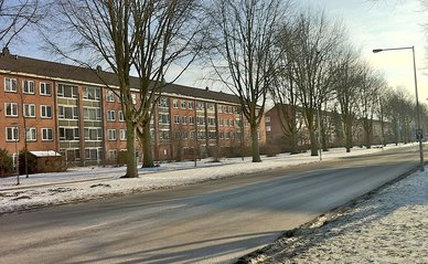 Amsterdam corporatiewoningen