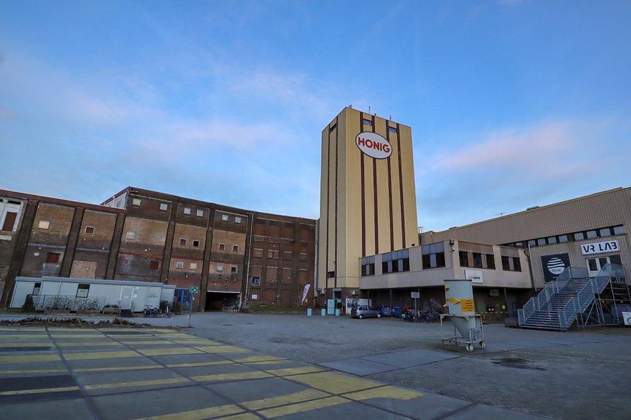 Waalfront Nijmegen - Honigfabriek (Wouter Jan Verheul)