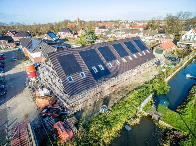 zonnepaneel woningen duurzaam