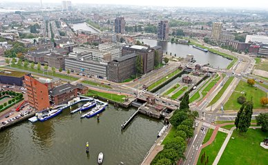 "Netherlands-4694 - View from the top"" (CC BY-SA 2.0) by archer10 (Dennis)"