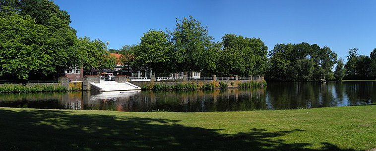 Stadspark Groningen - Noorderplatsoen - Wutsje 2009