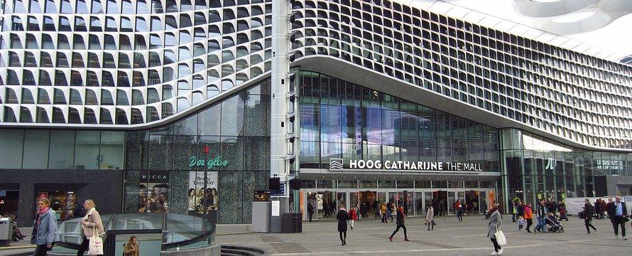Utrecht Hoog Catherijne ->Jürgen Eissink