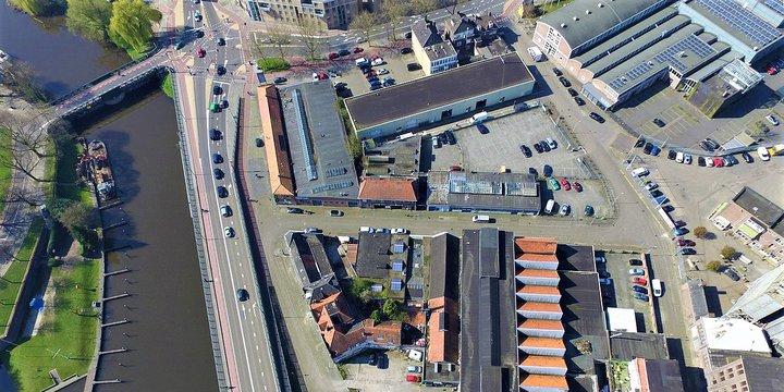 De kop van 't Zand gebiedsontwikkeling 's-Hertogenbosch(JW Pijnenburg, wikimedia commons)