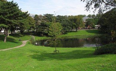 Park A-Gogelweg Den Haag
