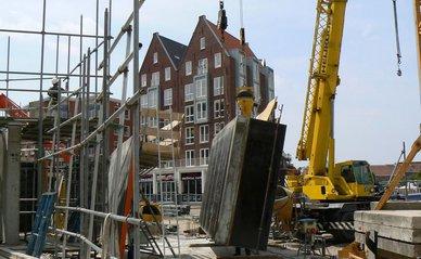 """Nieuwbouw """"2013-06-11 07"""" (CC BY 2.0) by Roel van Deursen"""