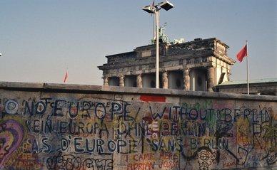 muur berlijn flickr