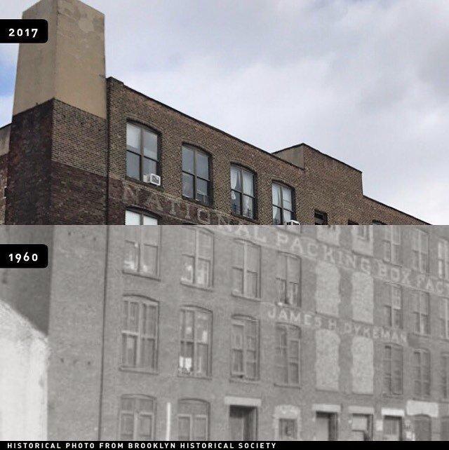 Smartphone app voor historische gebouwen New York