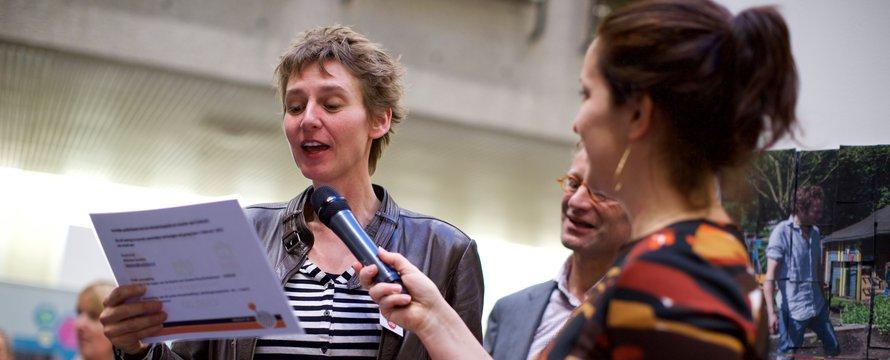 Bijeenkomst 'De Kracht van Groen Dichterbij', participatie