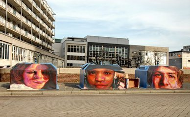 Containers Rotterdam
