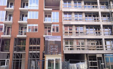 woningbouw loft amsterdam