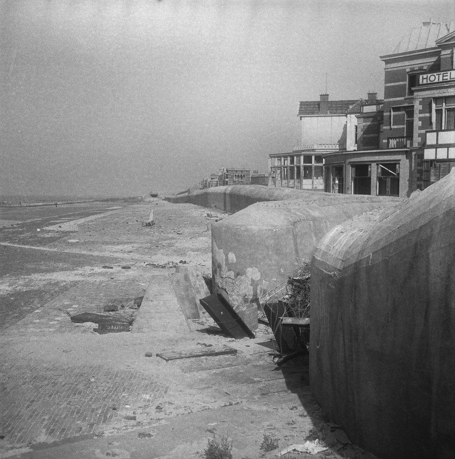 Resten van de Atlantikwall