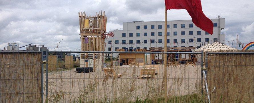amsterdam houtbouw veld