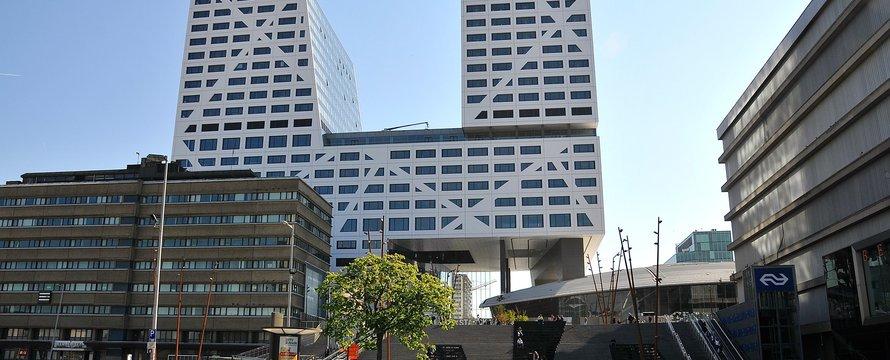 """Stadskantoor Utrecht."" (CC BY 2.0) by FaceMePLS"