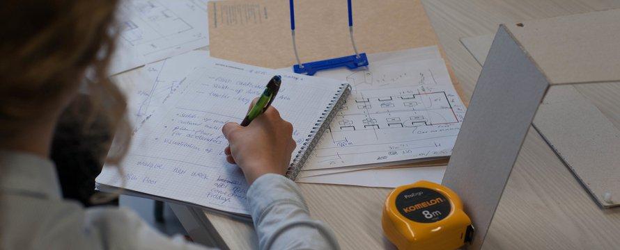 "planschade papieren tekentafel -> Accelerator Area Development"" (CC BY 2.0) by locusresearch"