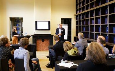 Verslag sessie Ontwerpkracht - RLI conferentie (bron: Fred Ernst)