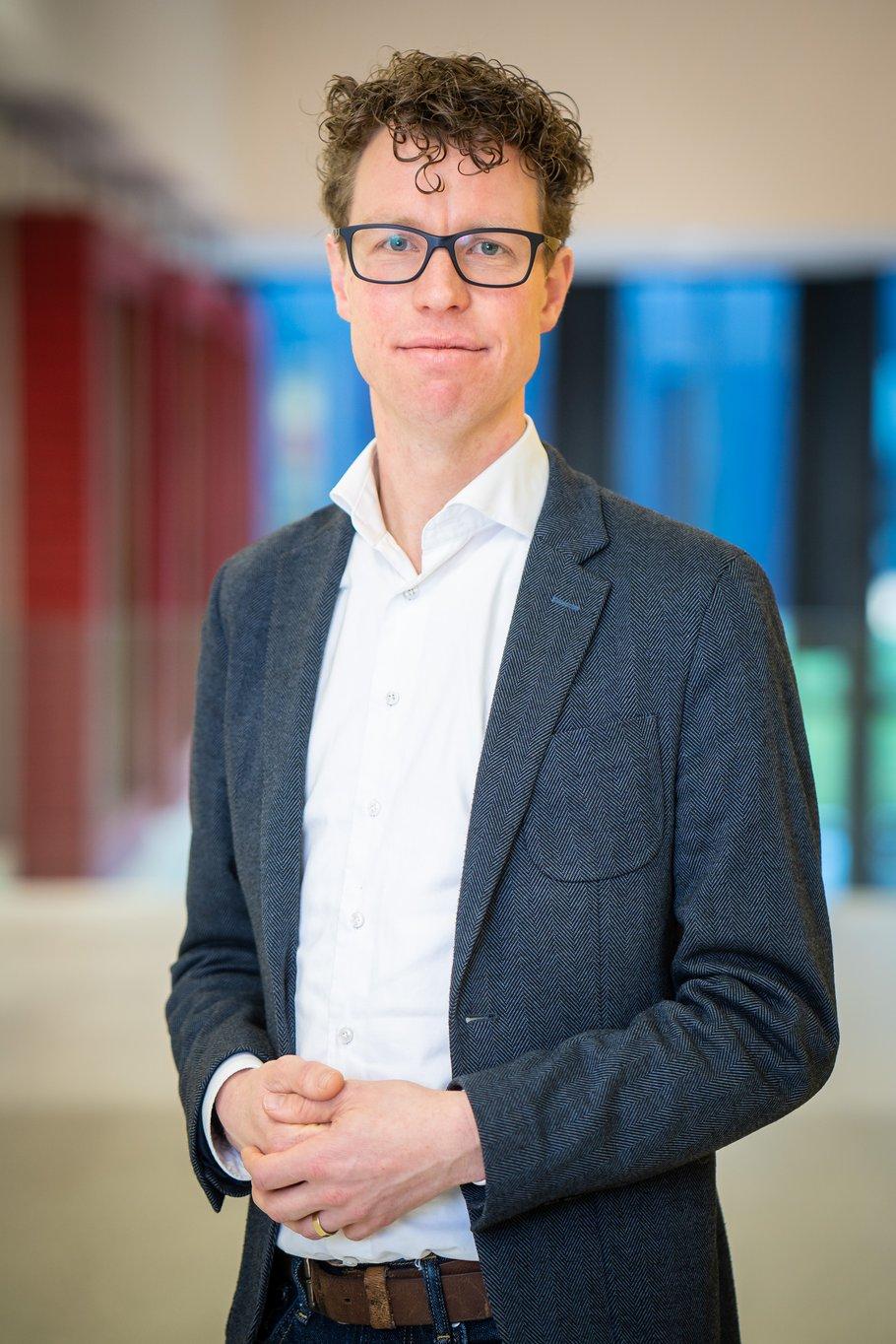 Martijn Balster, wethouder gemeente Den Haag