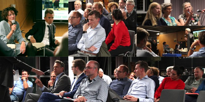Architectuur van Arbeid: Debat #4_Arjan Smits, Vereniging Deltametropool