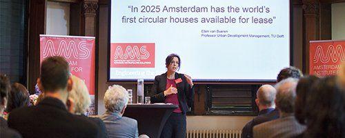 Dromen van een circulair Amsterdam - verslag Circular City Event AMS Institute - Afbeelding 2