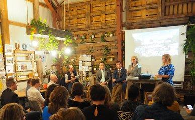 Lancering Stadmakersfonds Utrecht