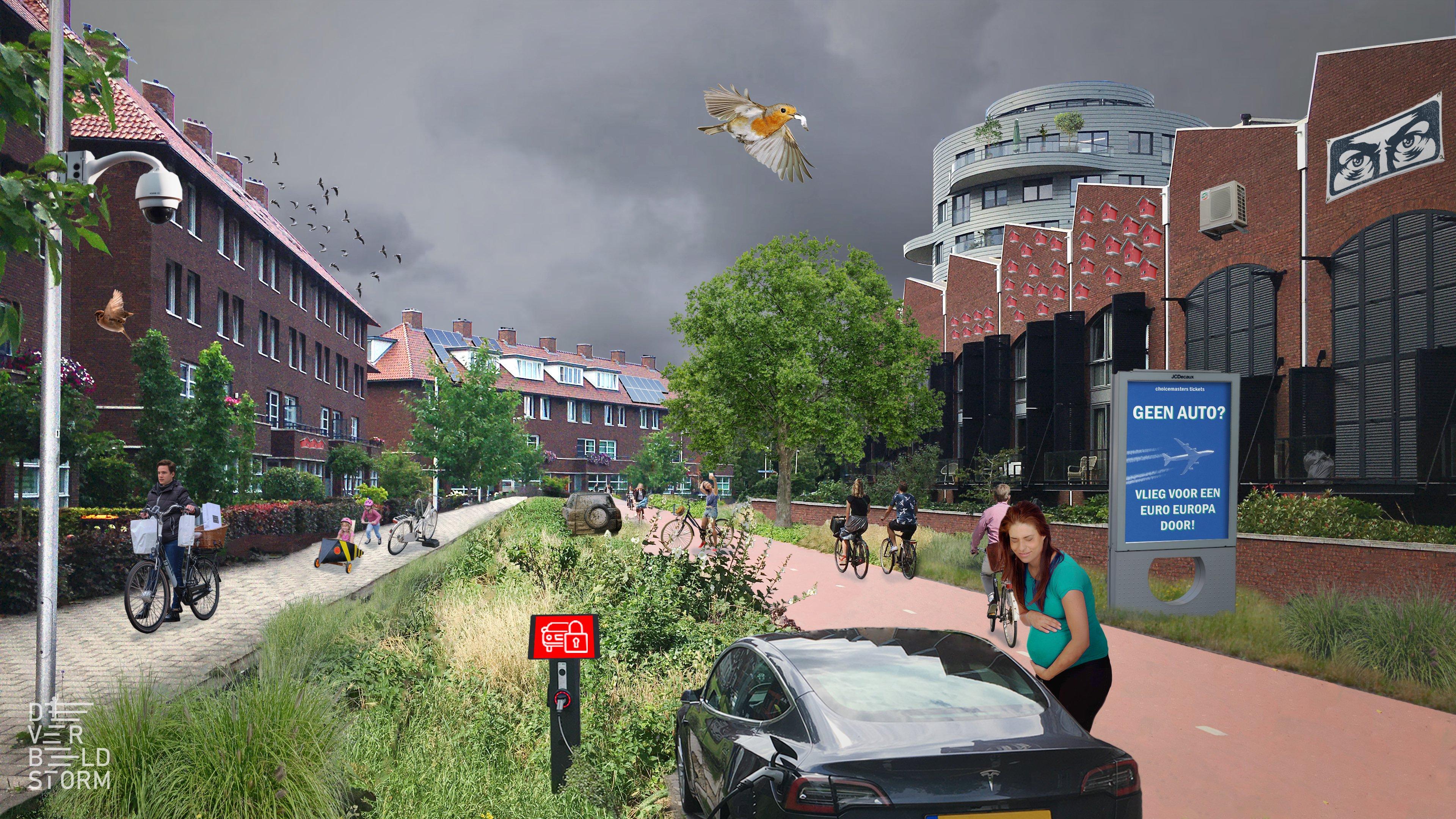 200822 Scenario Eco (onbedoeld) - de Verbeeldstorm, Universiteit Utrecht 2020