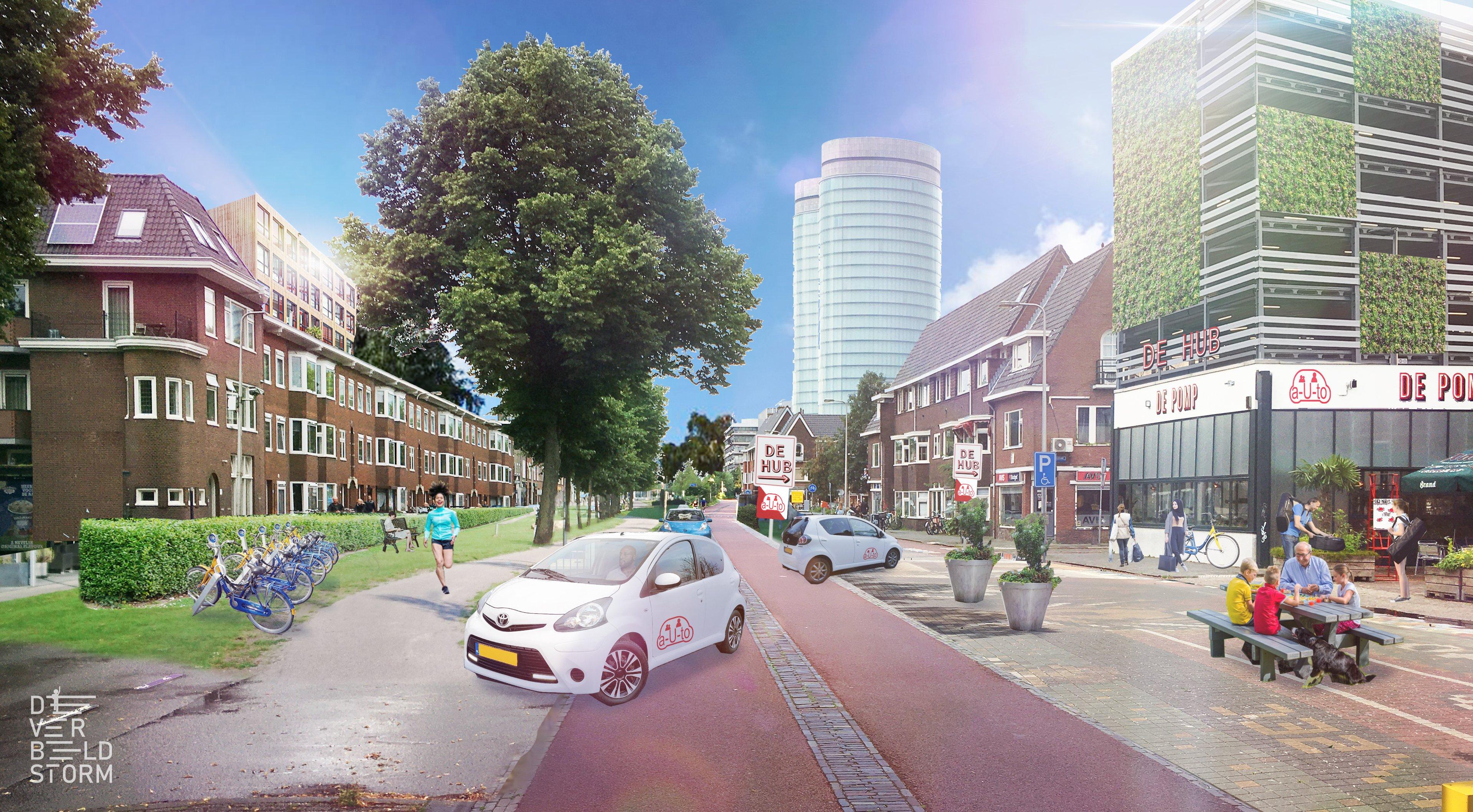 200822 Scenario Simple (bedoeld) - de Verbeeldstorm, Universiteit Utrecht 2020