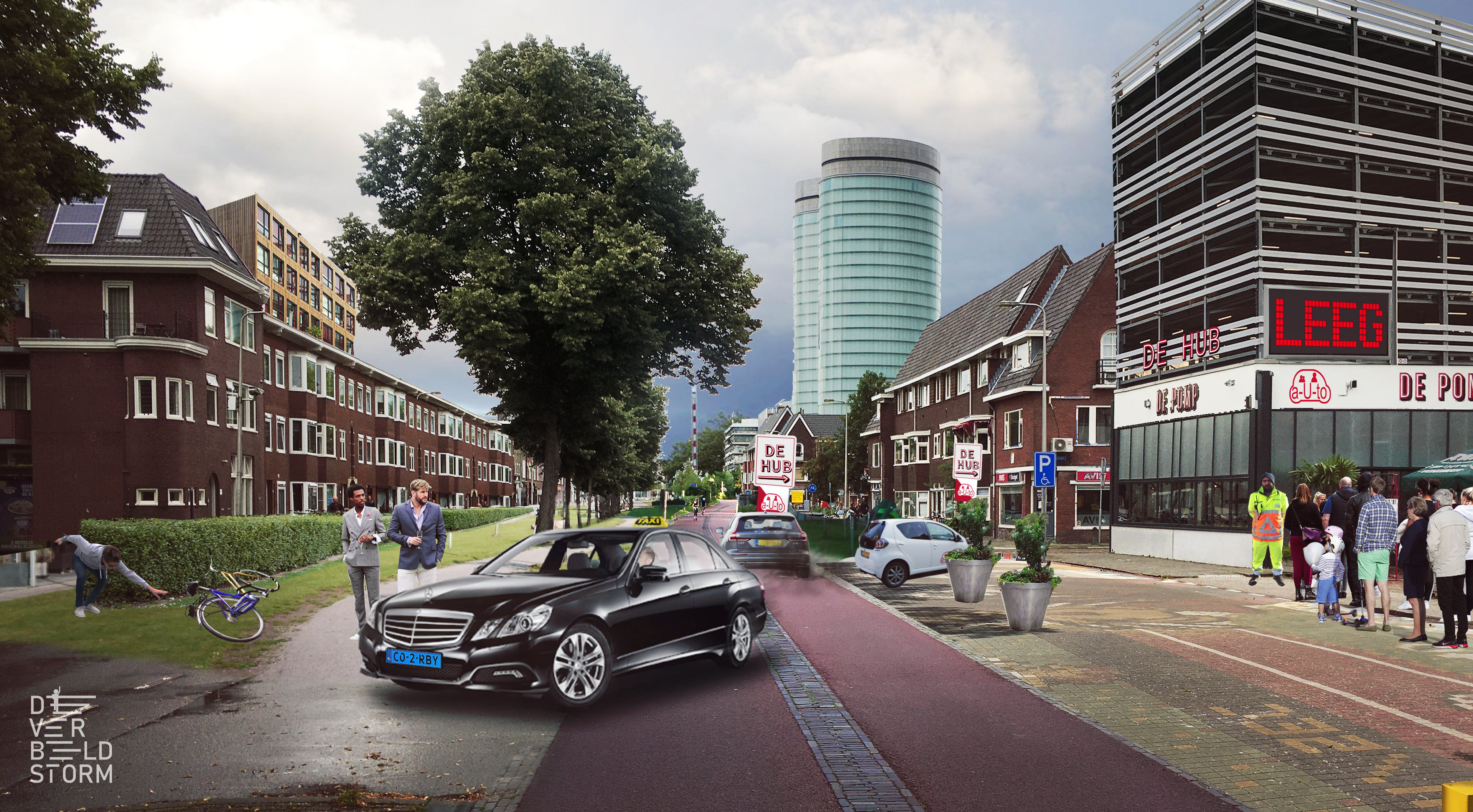 200822 Scenario Simple (onbedoeld) - de Verbeeldstorm, Universiteit Utrecht 2020