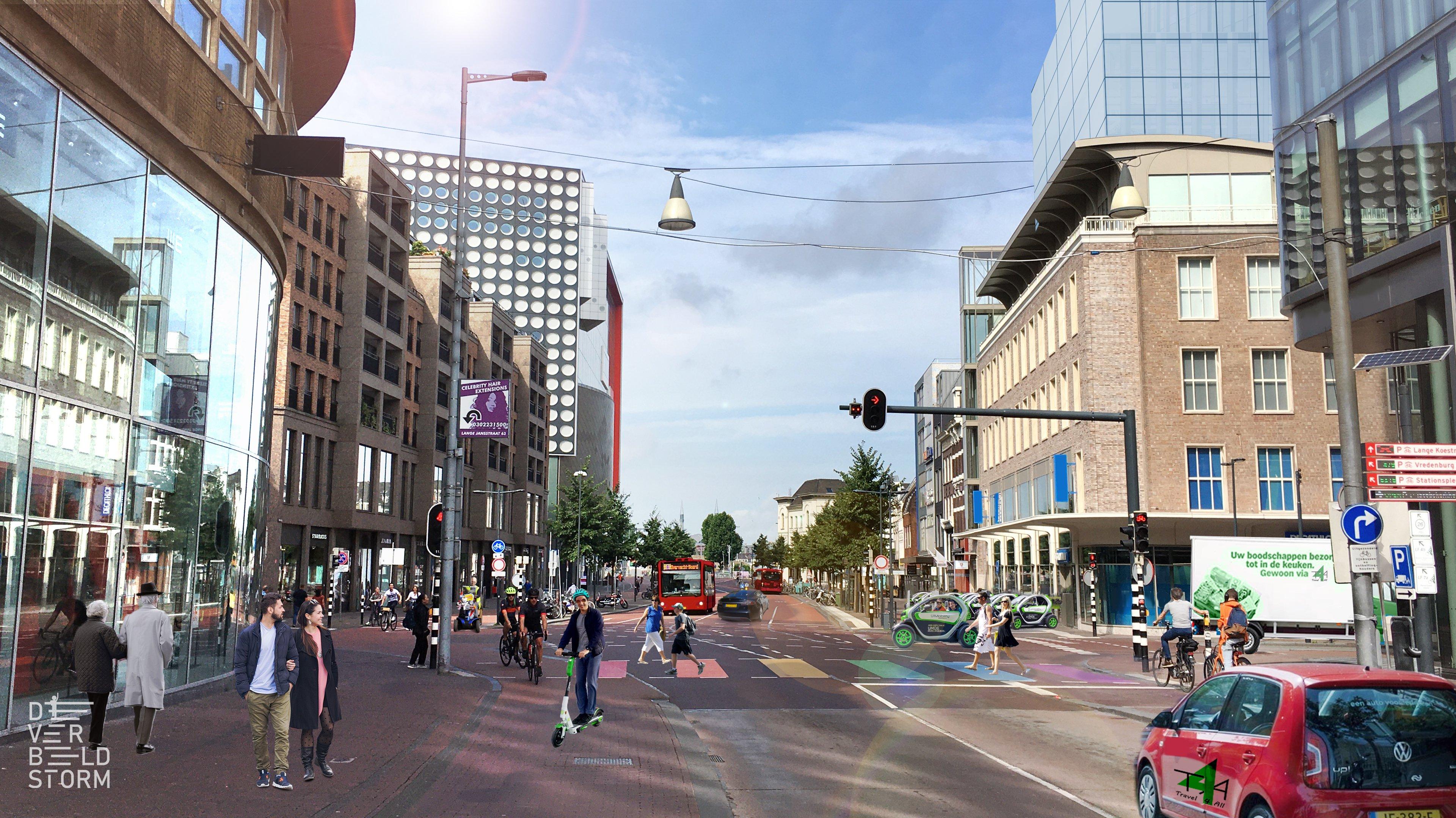 200822 Scenario Travel Unlimited (bedoeld) - de Verbeeldstorm, Universiteit Utrecht 2020