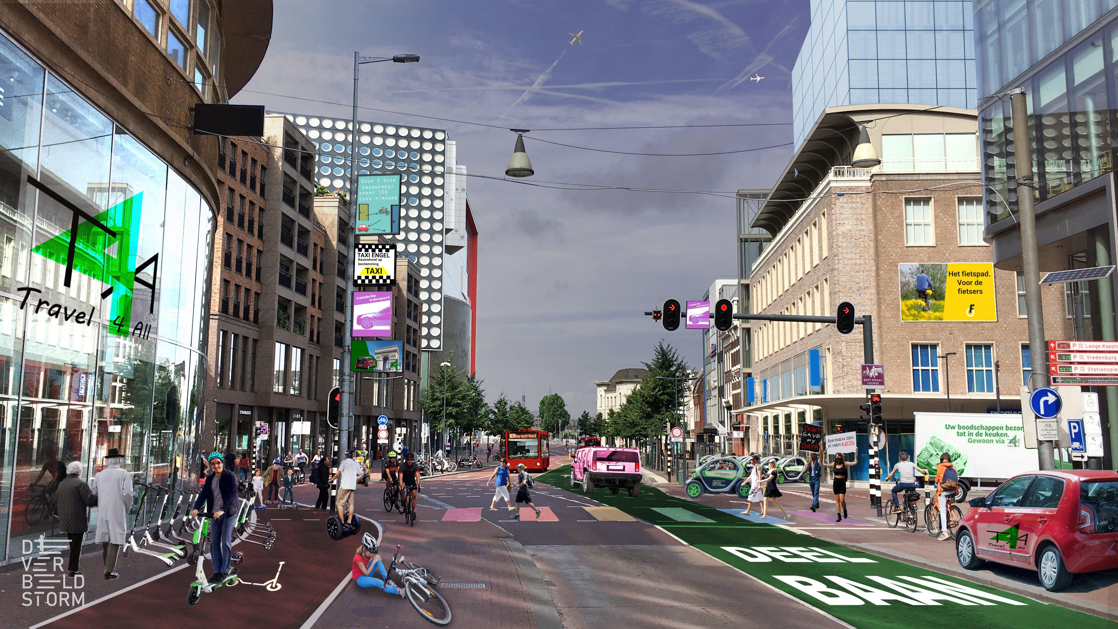 200822 Scenario Travel Unlimited (onbedoeld) - de Verbeeldstorm, Universiteit Utrecht 2020