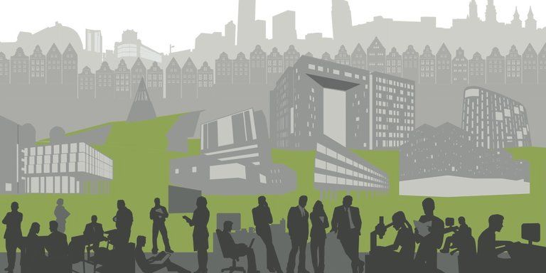 Campus als stad, en andersom - Afbeelding 1