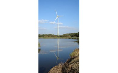 Wind op land - Afbeelding 1