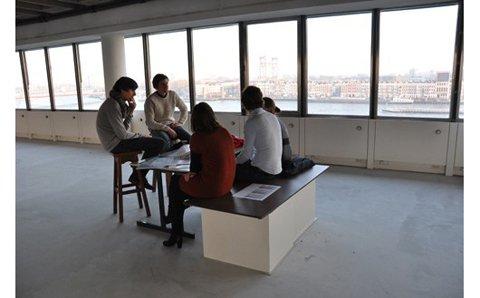 Afstudeerders BK bedenken oplossingen kantorenleegstand Rotterdam - Afbeelding 1