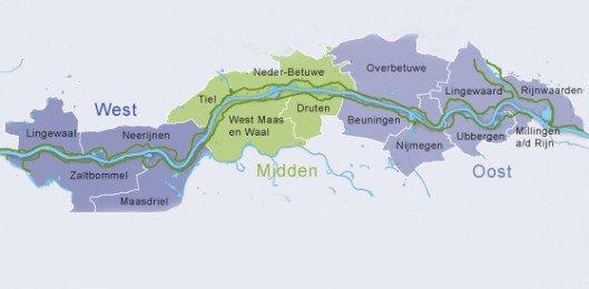 Waal River: widespread cooperation - Afbeelding 2