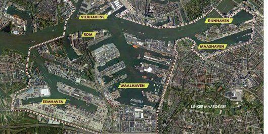 Stadshavens Rotterdam - Afbeelding 1