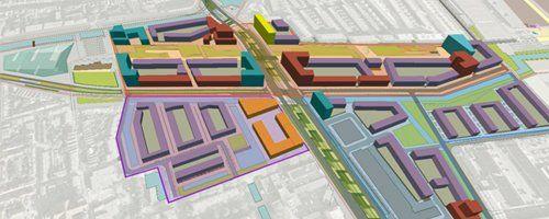 Ontwerp Spoorzone Delft gekozen - Afbeelding 1