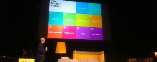Rol van ontwerp steeds belangrijker in de hedendaagse maatschappij - Afbeelding 2