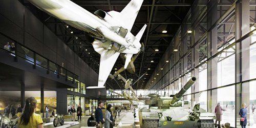 Militair Museum Soesterberg: met gebiedsontwikkeling een verhaal vertellen - Afbeelding 2