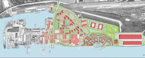 Philadelphia Navy Yard: een agressieve ontwikkelstrategie  - Afbeelding 1