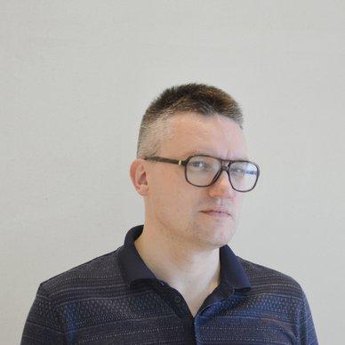 Portret - Joost van den Hoek