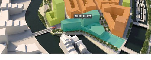 Corporation-led Urban Development - Afbeelding 3