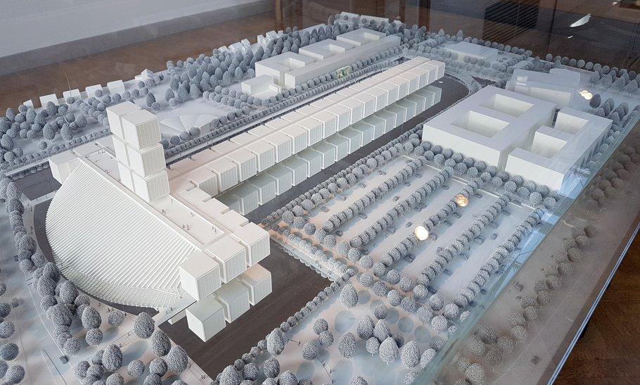 Calatrava Campus Maastricht