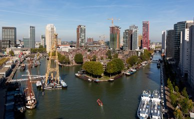 Rotterdam Maritiem District