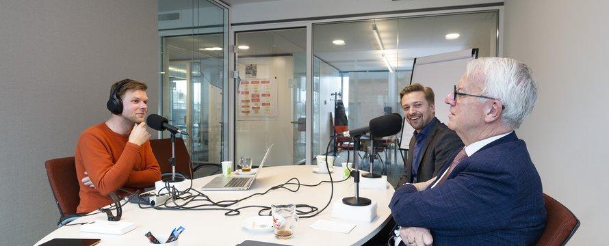 header podcast Sven en Peter