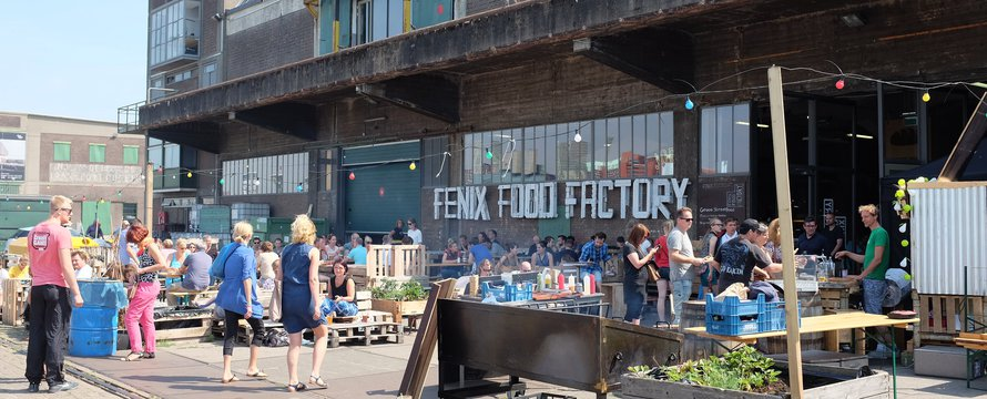 Katendrecht Food factory