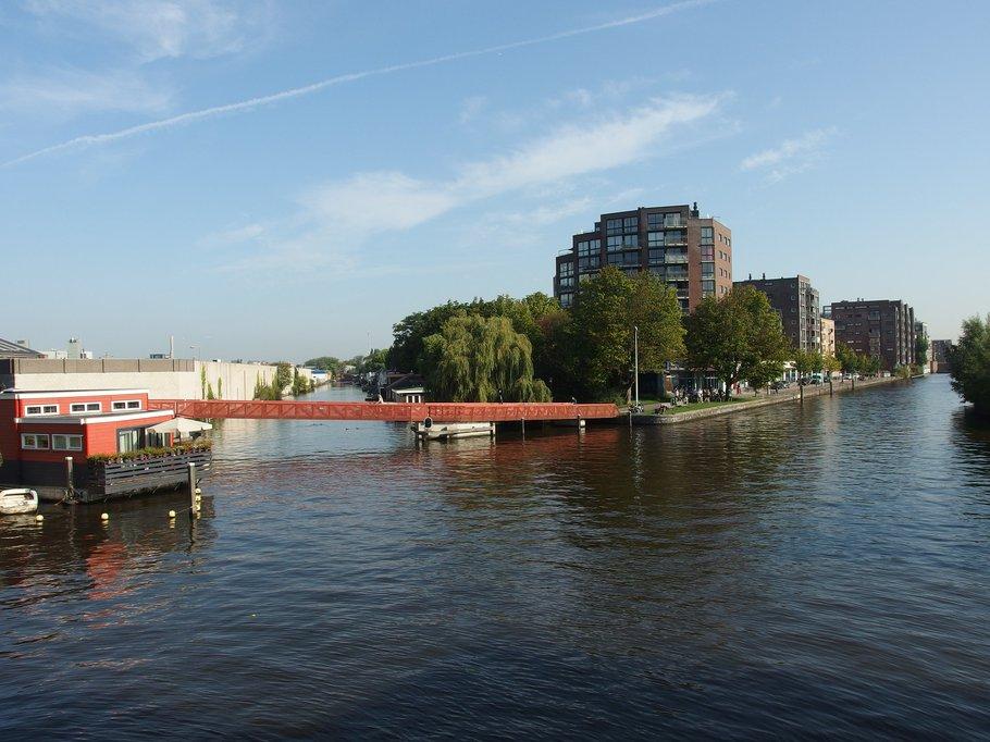 Amsterdam West, Buysbrug
