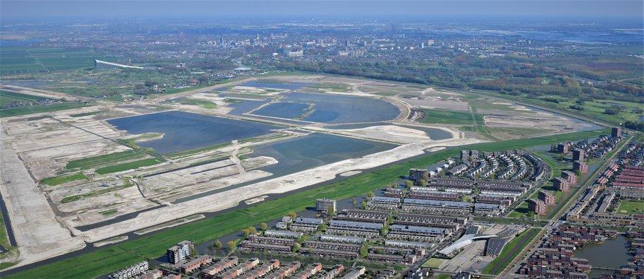 de Nieuwe Driemanspolder Zuid-Holland